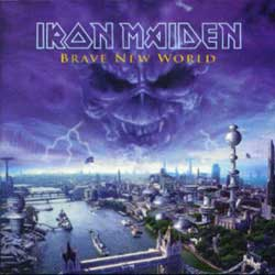 Cover of Iron Maiden - Brave New World (2000)