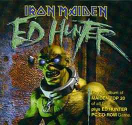 Cover of Ed Hunter (1999)