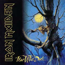 "Cover of ""Fear Of The Dark"" (1990)"