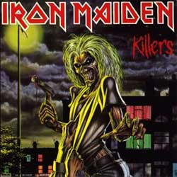 "Cover of ""Killers"" (1981)"
