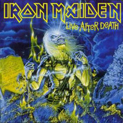 Cover of Iron Maiden - Live After Death (1985)