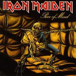 "Cover of ""Piece Of Mind"" (1983)"