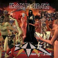 Cover of Iron Maiden's Dance Of Death Album (2003)