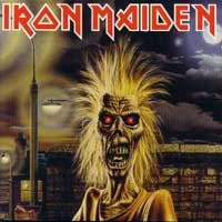 Cover of Iron Maiden - Iron Maiden (1980)