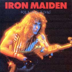 Front cover of Iron Maiden - Killing Time
