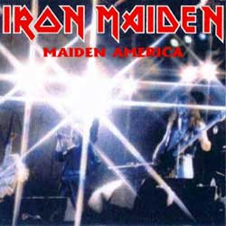 Front cover of Iron Maiden - Maiden America
