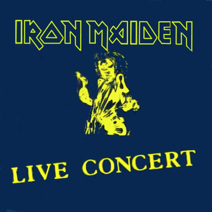 Iron Maiden Bootlegs - Breaking In Bruce