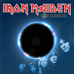 Front cover of Iron Maiden - Total Eclipse