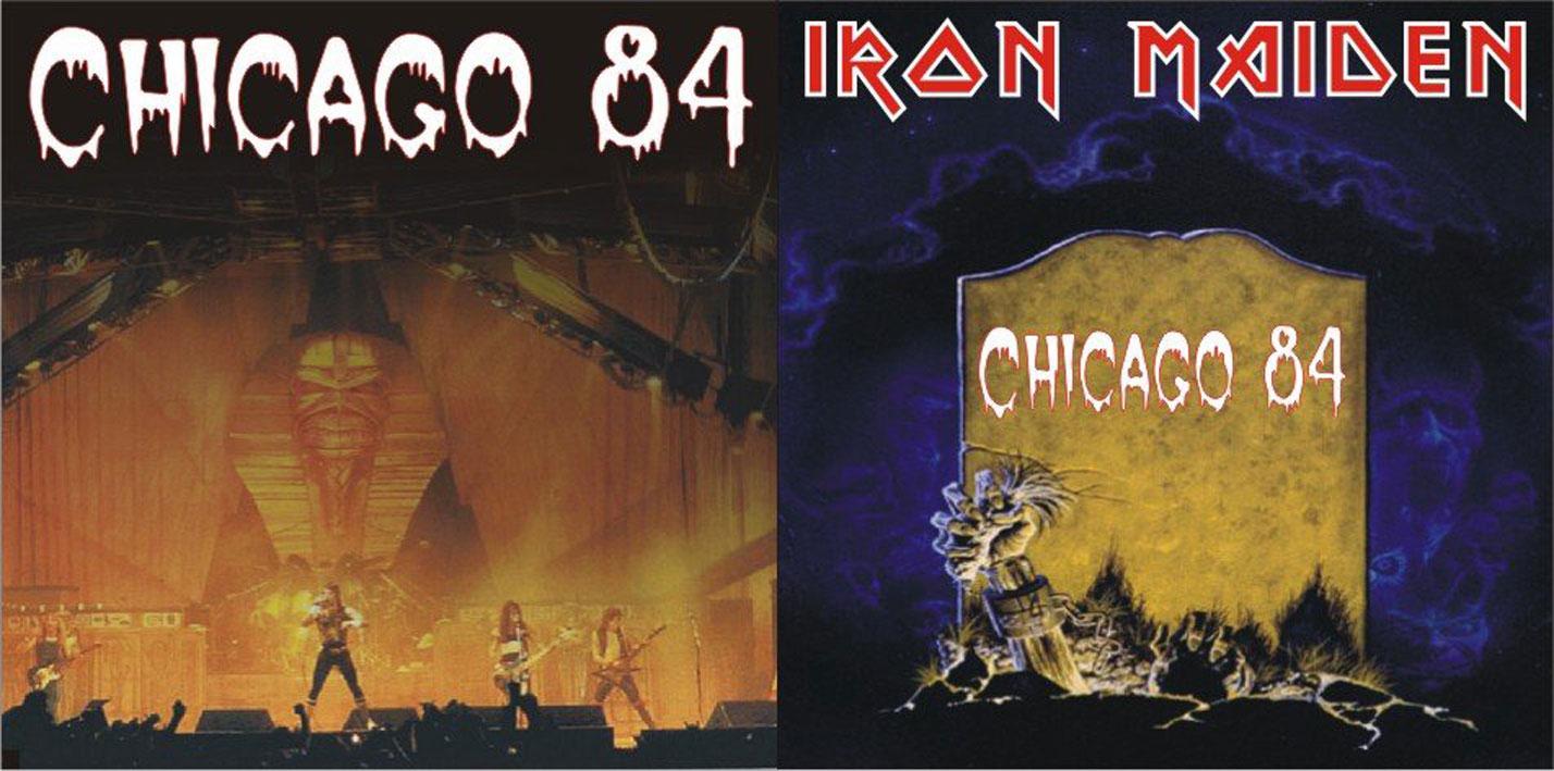 Iron maiden плакат 5