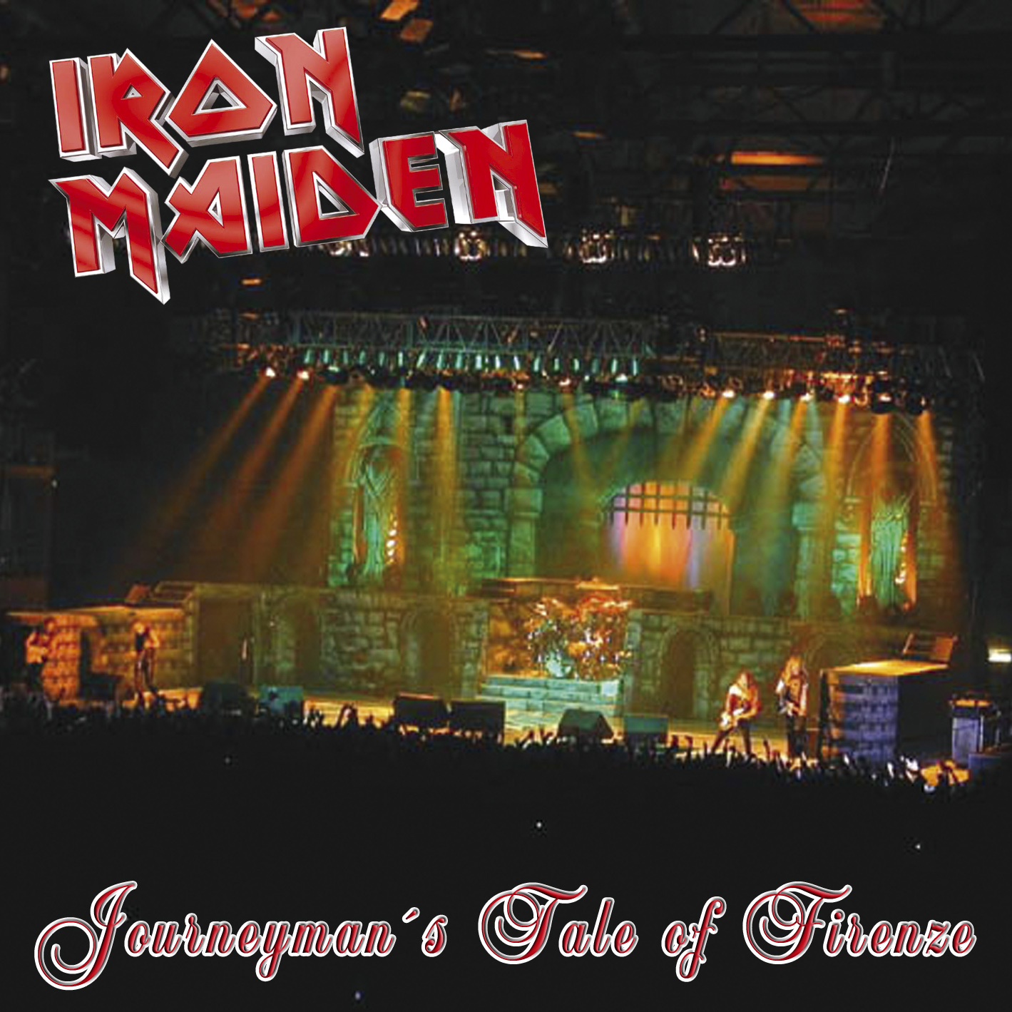 Iron Maiden-Journeyman Download MP3 + Lirik