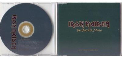 The Wicker Man UK Promo CD