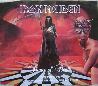 Dance Of Death Interview CD)