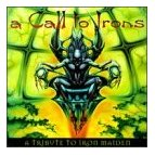 Cover of A Call to Irons: A Tribute to Iron Maiden