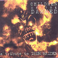 Cover of A Tribute to Iron Maiden: Children Of The Damned