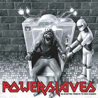 Cover of Powerslaves - An Elektro Tribute To Iron Maiden