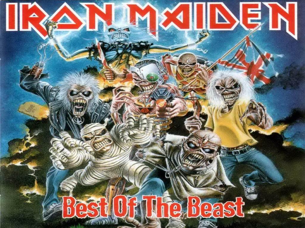 Best of the Beast Wallpaper