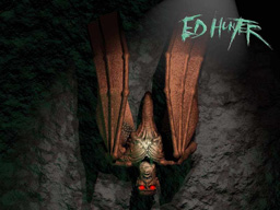 Ed Hunter Gargoyle Wallpaper