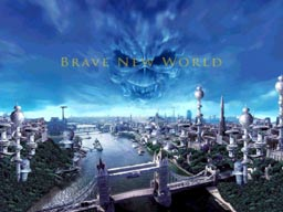 Brave New World Wallpaper