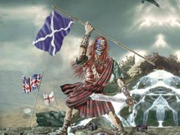 The Clansman Wallpaper