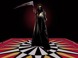 Dance Of Death Wallpaper