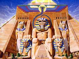 Powerslave Wallpaper