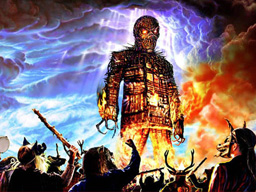 The Wicker Man Wallpaper
